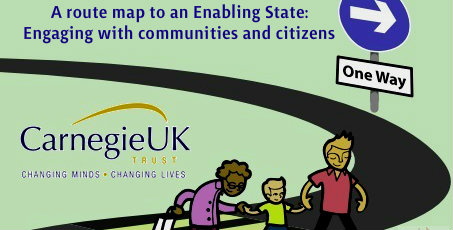 NESC & Carnegie UK Trust Seminar: 'A route map to an Enabling State: Engaging with Communities and Citizens'.